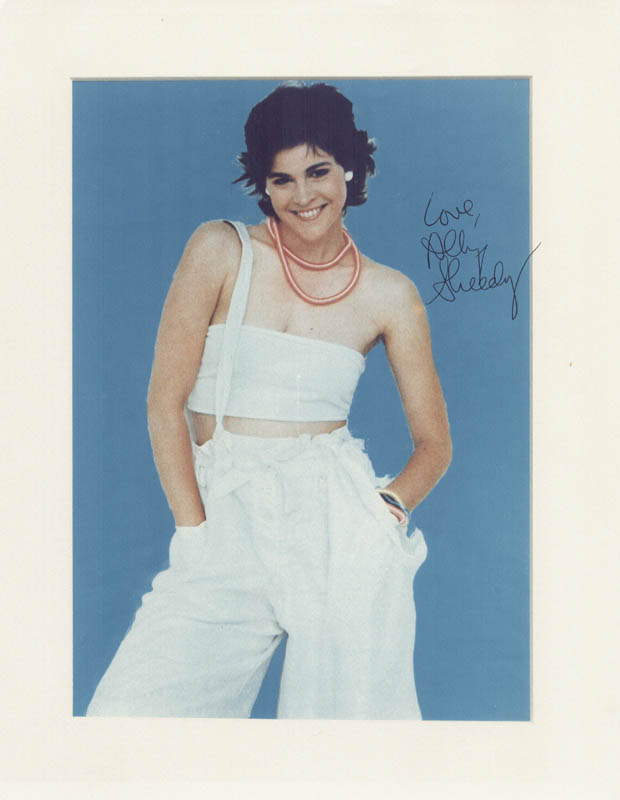 Image 1 for Ally Sheedy - Autographed Signed Photograph - HFSID 101085