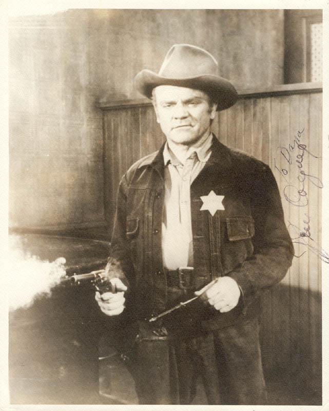 Image 1 for James Cagney - Autographed Inscribed Photograph - HFSID 101104