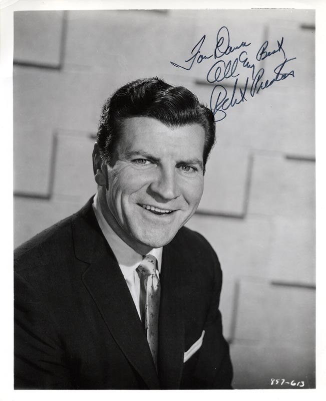 Image 1 for Robert Preston - Autographed Inscribed Photograph - HFSID 101147