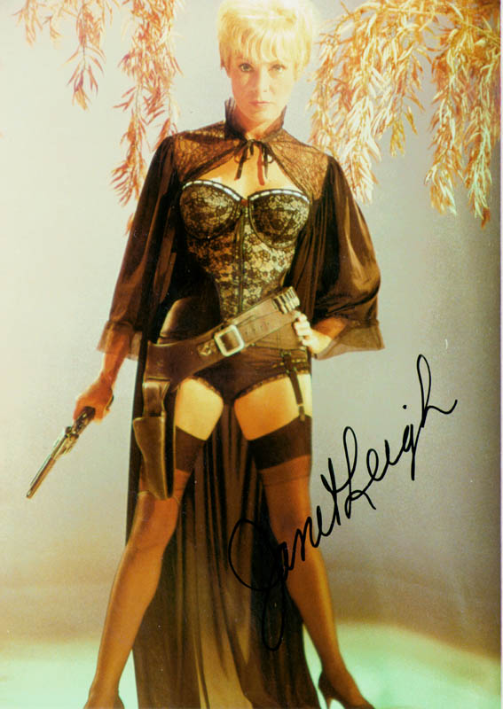 Image 1 for Janet Leigh - Autographed Signed Photograph - HFSID 101363
