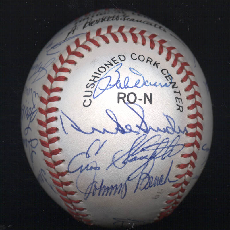 Image 3 for Duke Snider - Autographed Signed Baseball with co-signers - HFSID 102356