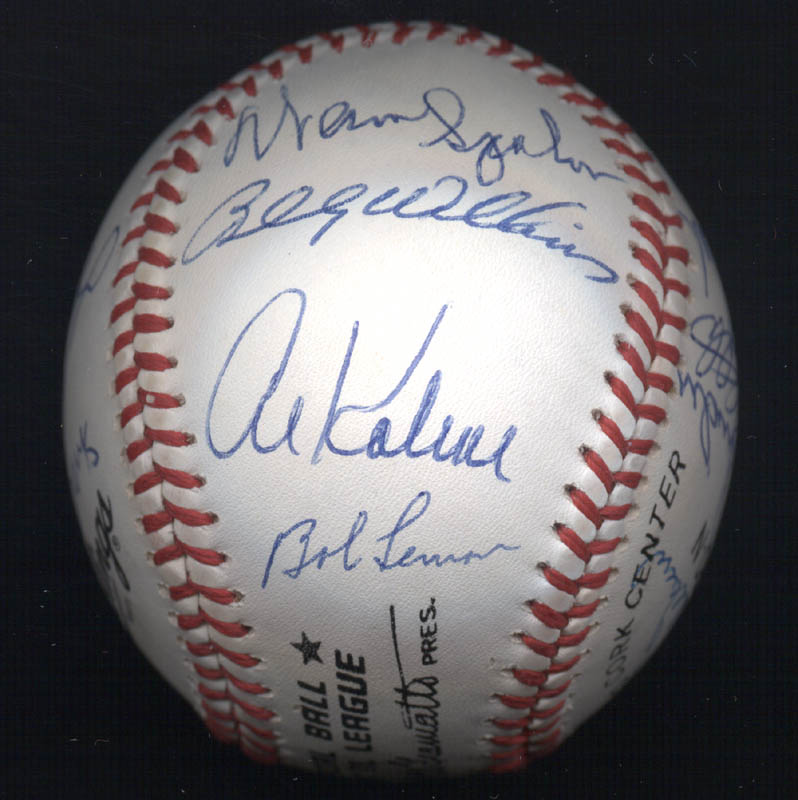 Image 5 for Duke Snider - Autographed Signed Baseball with co-signers - HFSID 102356