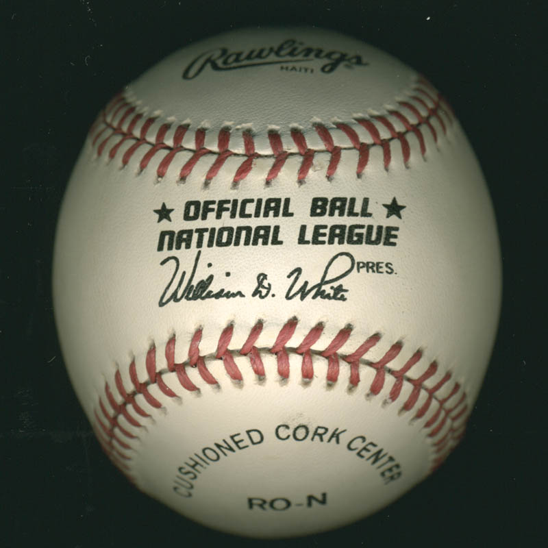 Image 3 for Hank Aaron - Autographed Signed Baseball - HFSID 112926