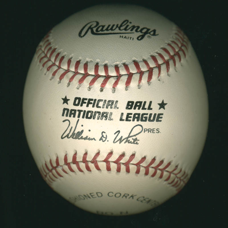 Image 3 for Enos Slaughter - Autographed Signed Baseball - HFSID 113219