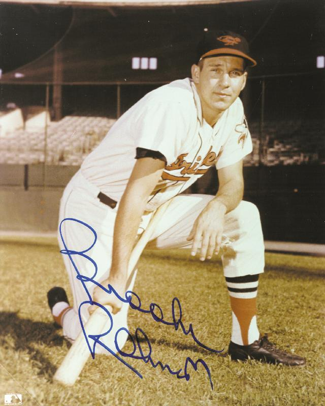 Image 1 for Brooks Robinson - Autographed Signed Photograph - HFSID 114607