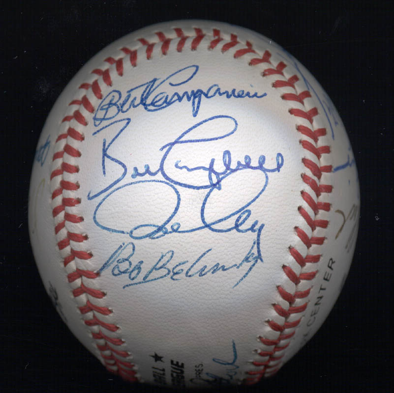 Image 4 for Rollie Fingers - Autographed Signed Baseball with co-signers - HFSID 117559