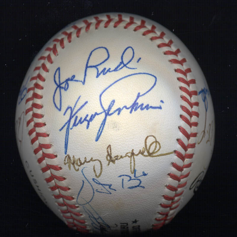 Image 5 for Rollie Fingers - Autographed Signed Baseball with co-signers - HFSID 117559