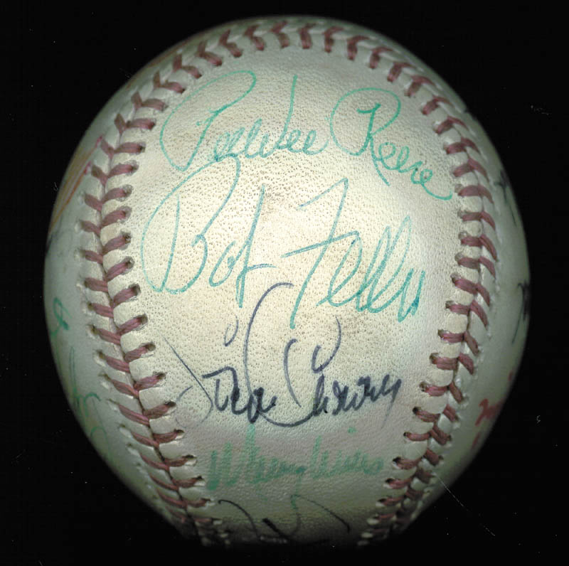 Image 3 for Thurman Munson - Autographed Signed Baseball with co-signers - HFSID 124848