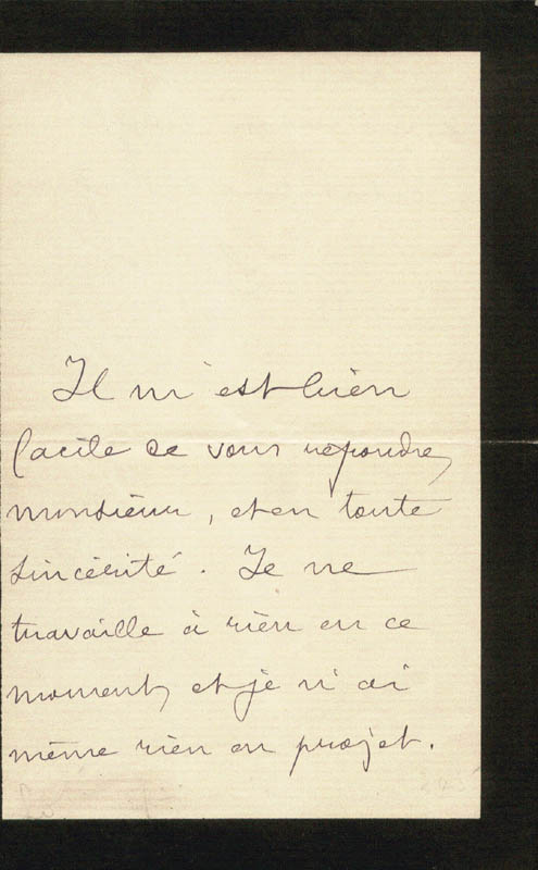 Image 1 for Pierre Loti - Autograph Letter Signed - HFSID 1327