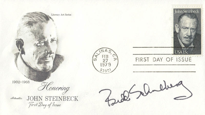 Image 1 for Budd Schulberg - Autograph Note Double Signed - HFSID 13302