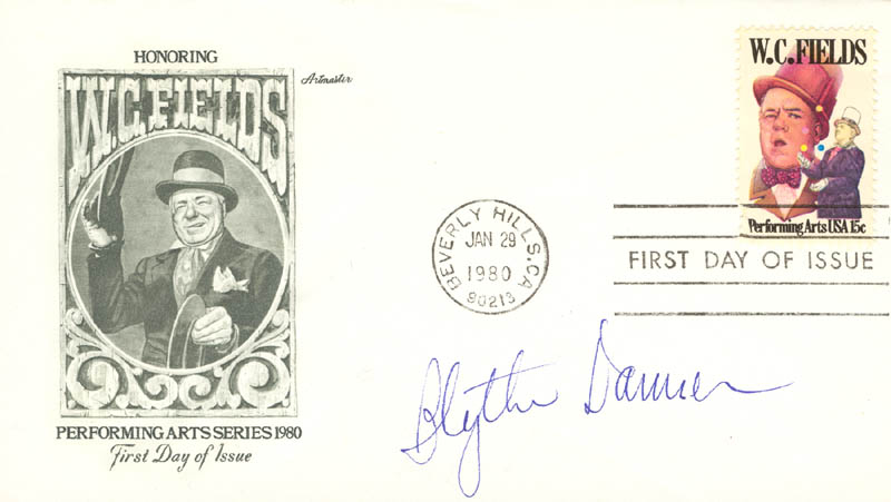 Image 1 for Blythe Danner - First Day Cover Signed - HFSID 13366