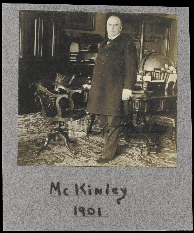 Image 1 for President William Mckinley - Autographed Signed Photograph - HFSID 13470