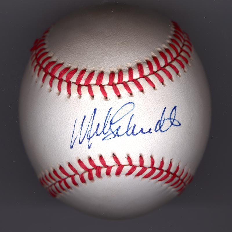 Image 1 for Mike Schmidt - Autographed Signed Baseball - HFSID 135523