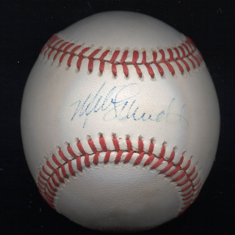 Image 1 for Mike Schmidt - Autographed Signed Baseball - HFSID 135545