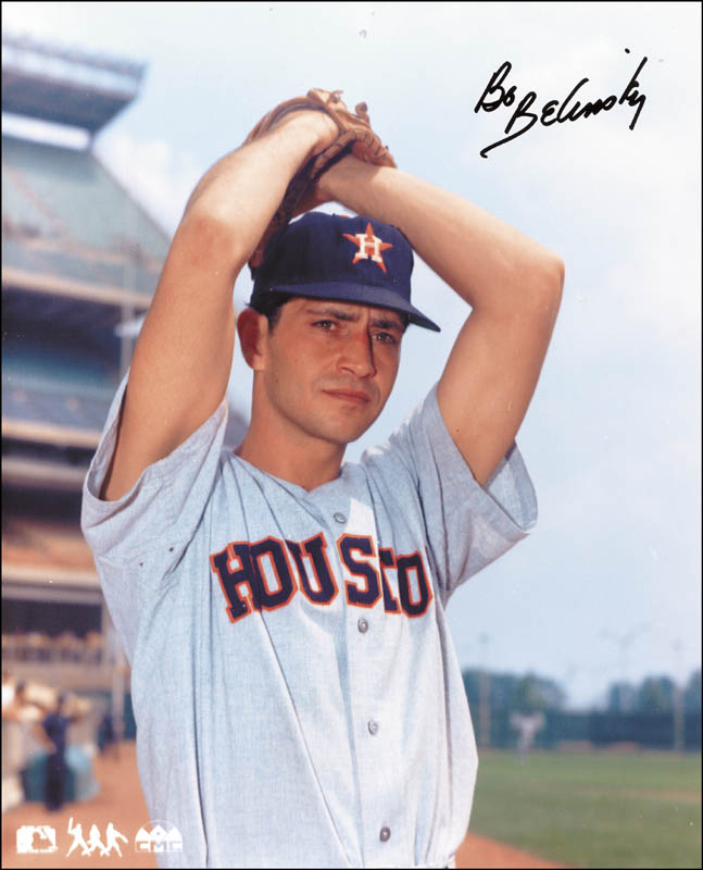 Image 1 for Bo 'Robert' Belinsky - Autographed Signed Photograph - HFSID 136259