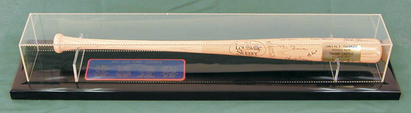 Image 1 for The 1961 New York Yankees - Baseball Bat Signed Circa 1990 with co-signers - HFSID 136433