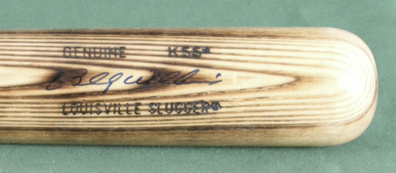 Image 3 for Billy Williams - Baseball Bat Signed - HFSID 137076