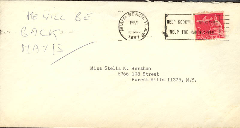 Image 3 for Harry Brandt - Typed Letter Signed 03/15/1967 - HFSID 142172