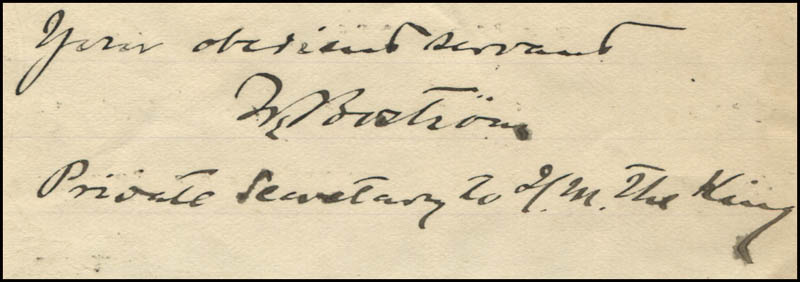 Image 3 for Wollmar Bostrom - Autograph Letter Signed 11/29/1908 - HFSID 142688