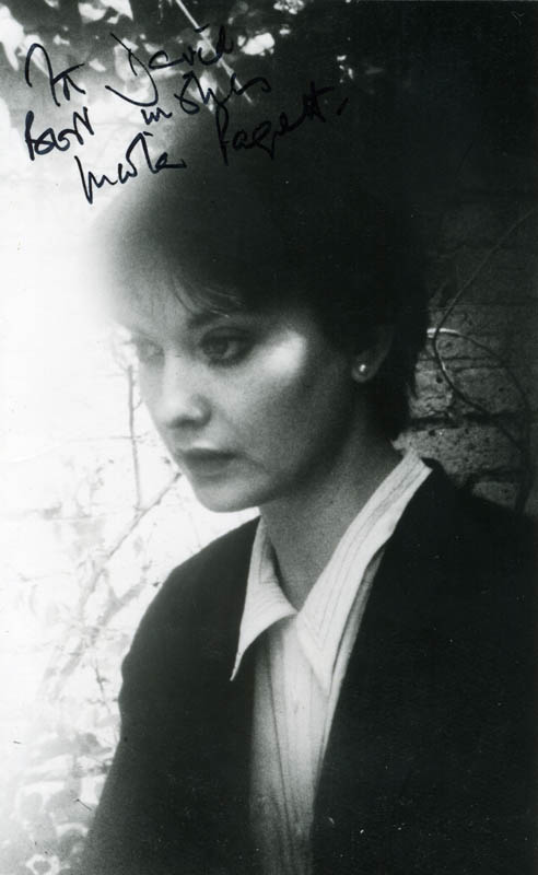 Image 1 for Nicola Pagett - Autographed Inscribed Photograph - HFSID 143688