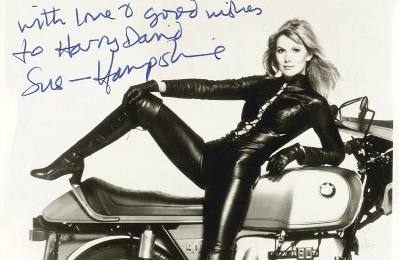 Image 1 for Susan Hampshire - Autographed Inscribed Photograph - HFSID 143698