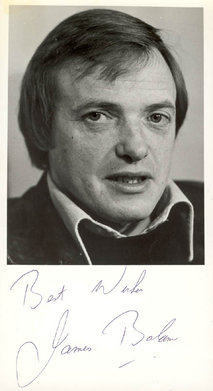 Image 1 for James Bolam - Autographed Signed Photograph - HFSID 143701