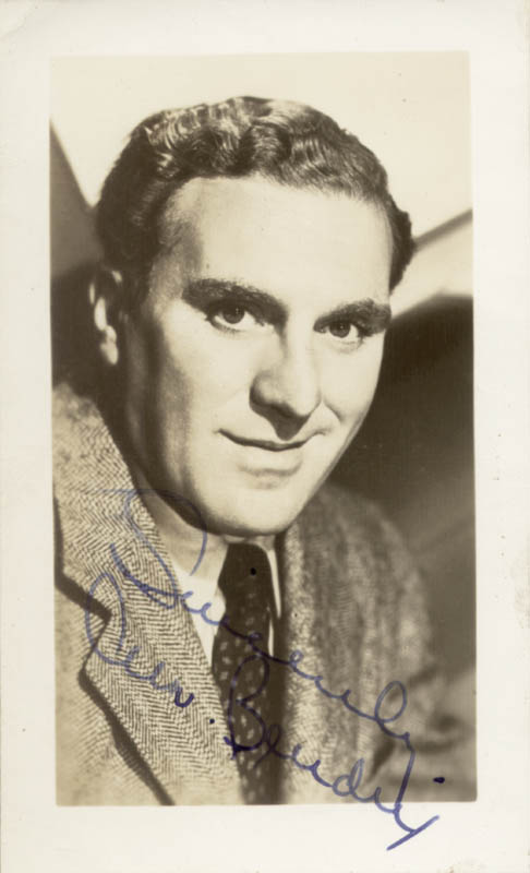 Image 1 for William Bendix - Autographed Signed Photograph - HFSID 145121