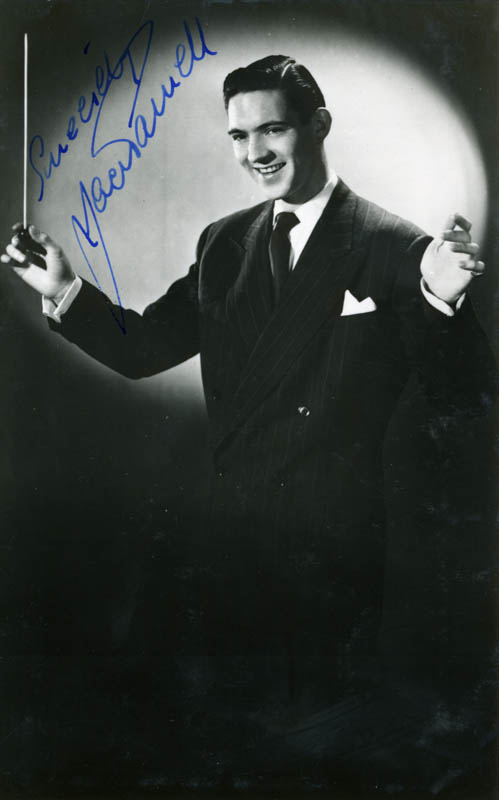 Image 1 for Jack Parnell - Autographed Signed Photograph - HFSID 145160