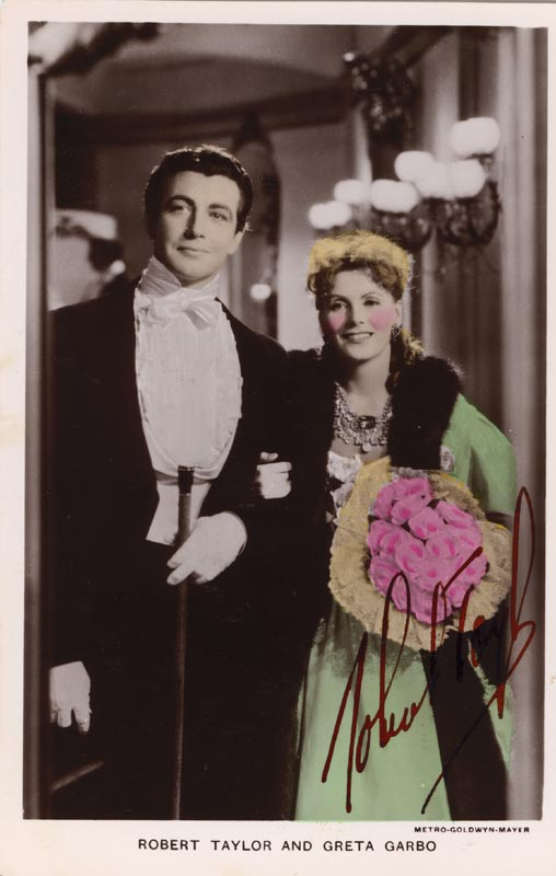 Image 1 for Robert Taylor - Printed Photograph Signed In Ink - HFSID 145219