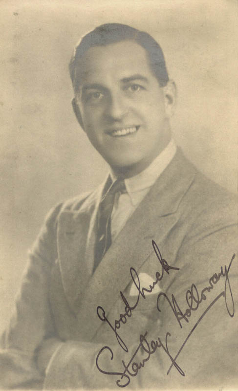 Image 1 for Stanley Holloway - Autographed Signed Photograph - HFSID 145332