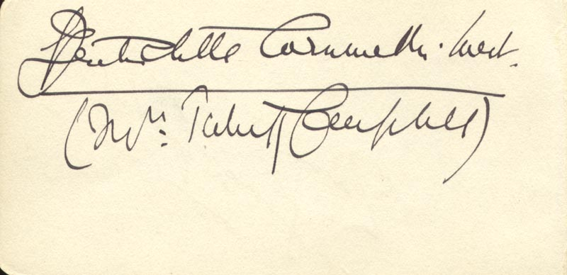 Image 4 for Fred Astaire - Autograph co-signed by: Adele Astaire - HFSID 145515