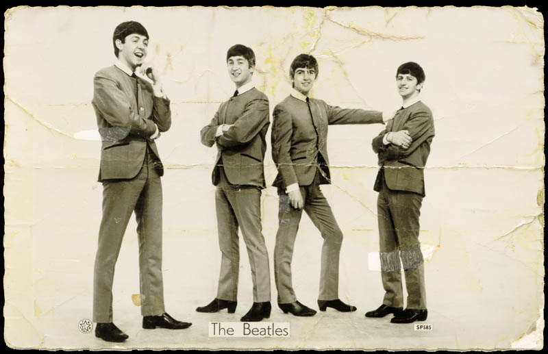 Image 3 for The Beatles - Picture Post Card Signed with co-signers - HFSID 145570