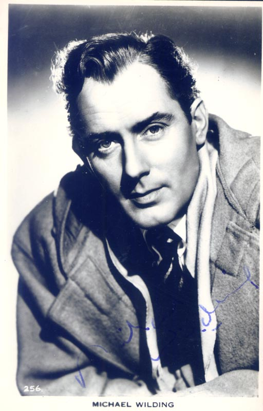 Image 1 for Michael Wilding - Picture Post Card Signed - HFSID 145600