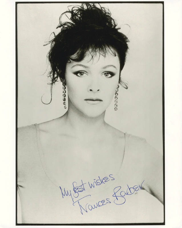 Image 1 for Frances Barber - Autographed Signed Photograph - HFSID 146331