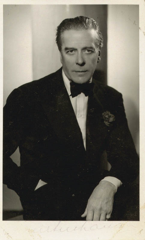 Image 1 for Jack Buchanan - Autographed Signed Photograph - HFSID 146846