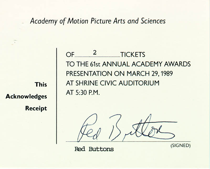 Image 1 for Red Buttons - Receipt Signed - HFSID 147528