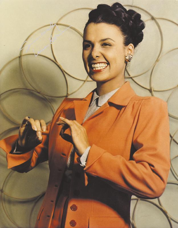 Image 1 for Lena Horne - Autographed Signed Photograph - HFSID 147976