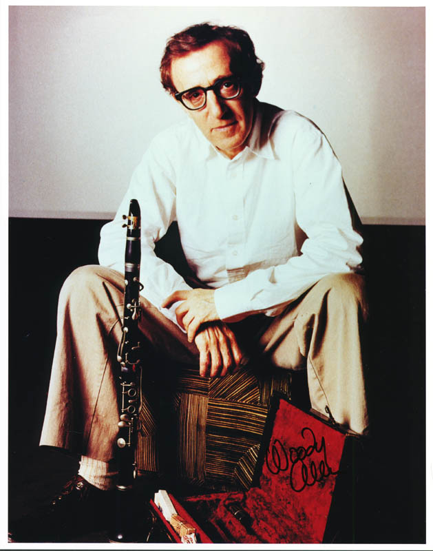Image 1 for Woody Allen - Autographed Signed Photograph - HFSID 148025