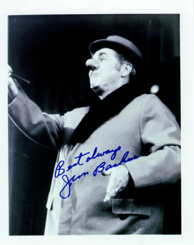 Image 1 for Jim Backus - Autographed Signed Photograph - HFSID 148528