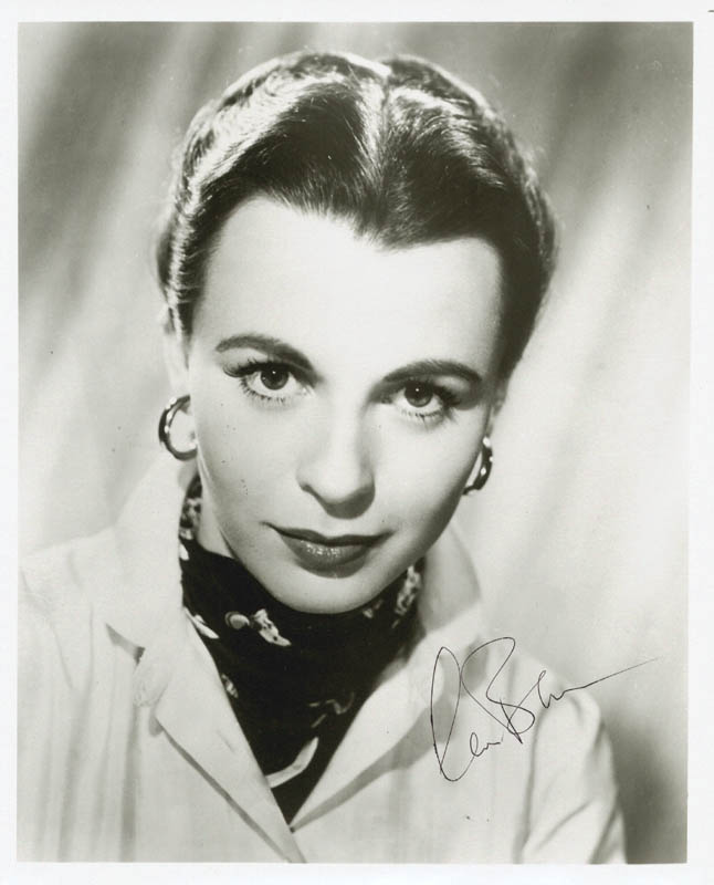 Image 1 for Claire Bloom - Autographed Signed Photograph - HFSID 148577