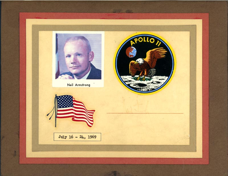 Image 1 for Neil Armstrong - Special Cover Signed - HFSID 153872