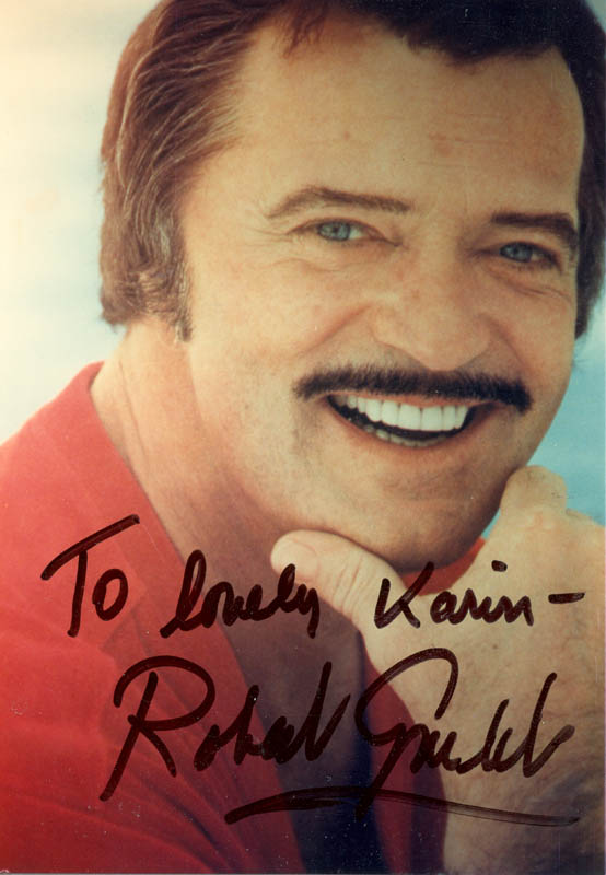 Image 1 for Robert Goulet - Autographed Inscribed Photograph - HFSID 153883