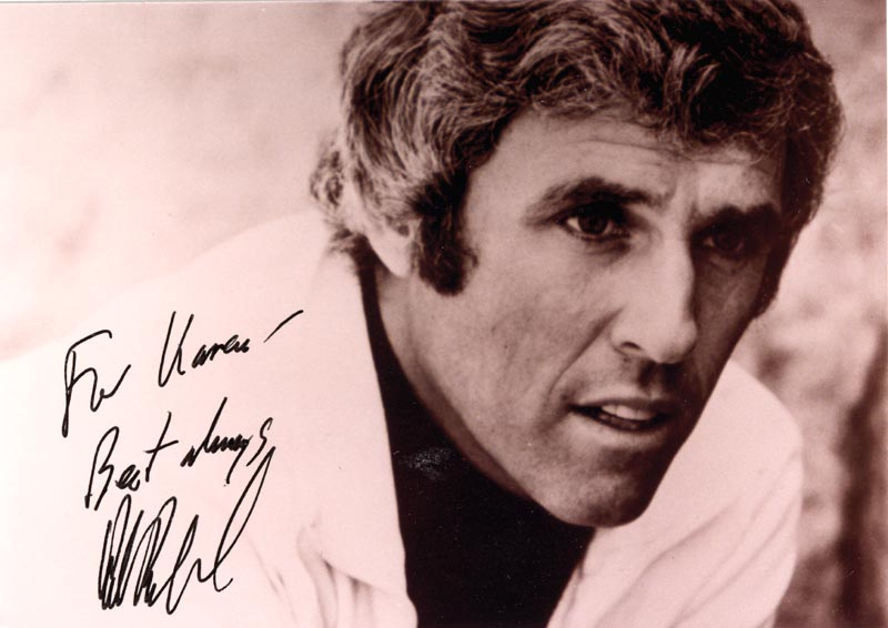 Image 1 for Burt Bacharach - Autographed Inscribed Photograph 08/1988 - HFSID 153898