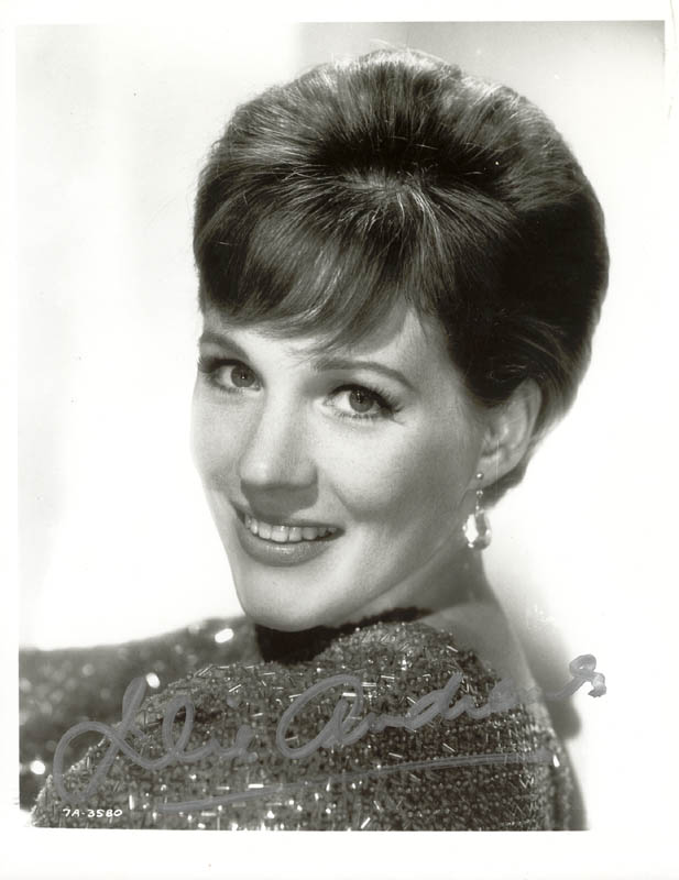 Image 1 for Julie Andrews - Autographed Signed Photograph - HFSID 154149