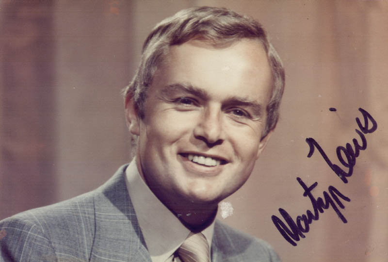 Image 1 for Martyn Lewis - Autographed Signed Photograph - HFSID 154416