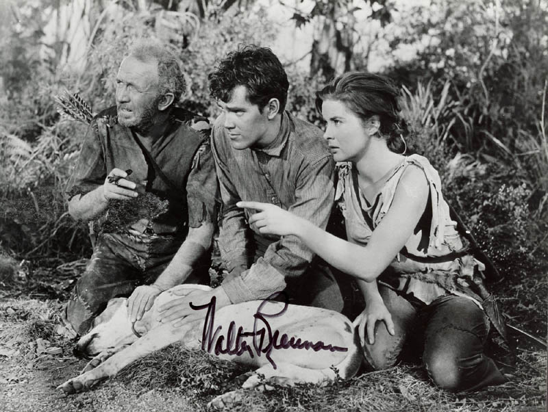Image 1 for Walter Brennan - Autographed Signed Photograph - HFSID 156131