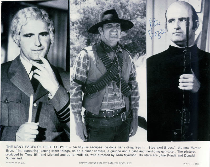 Image 1 for Peter Boyle - Autographed Signed Photograph - HFSID 157223