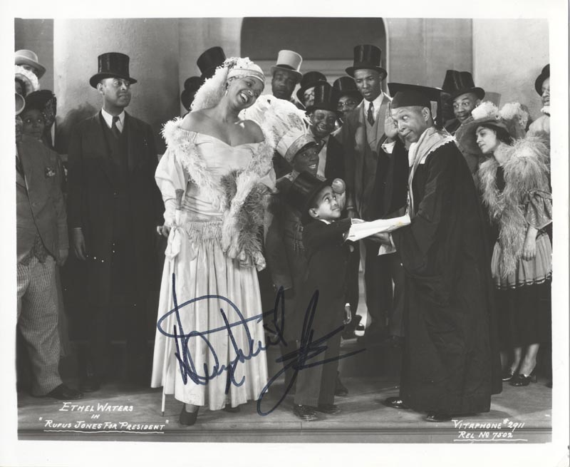 Image 1 for Sammy Davis Jr. - Autographed Signed Photograph - HFSID 157543