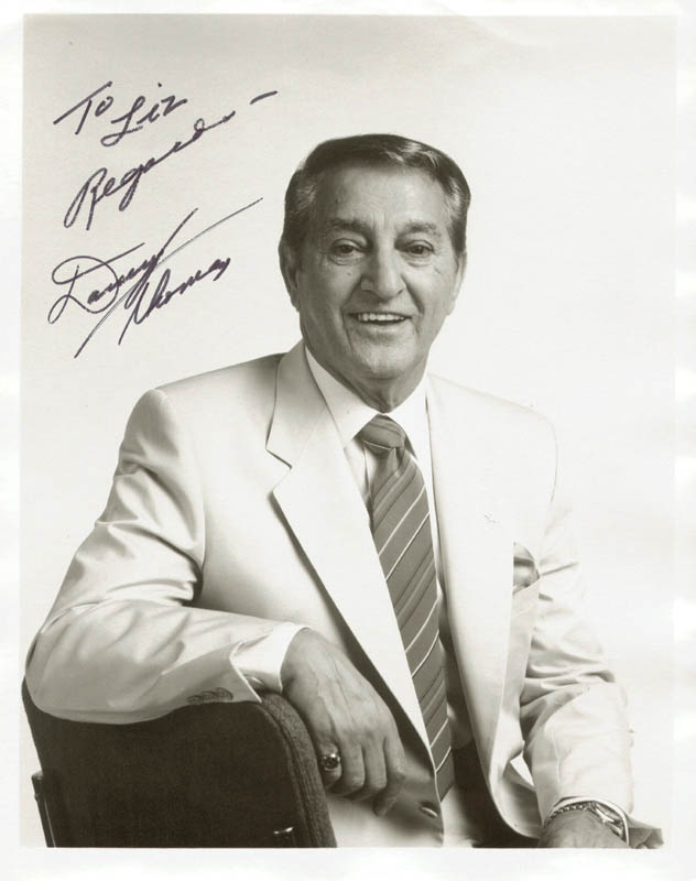 Image 1 for Danny Thomas - Autographed Inscribed Photograph - HFSID 157878