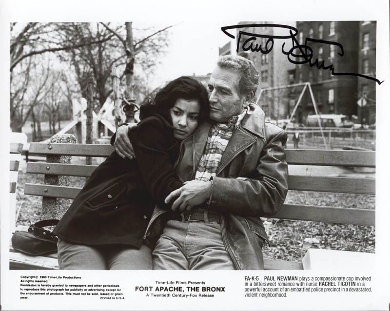 Image 1 for Paul Newman - Autographed Signed Photograph - HFSID 157952
